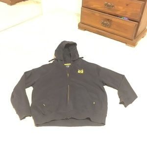 Other - Heavy weight zip up hoodie L
